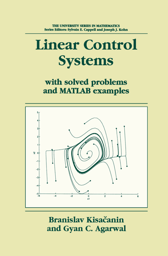 Linear Control Systems als Buch (gebunden)