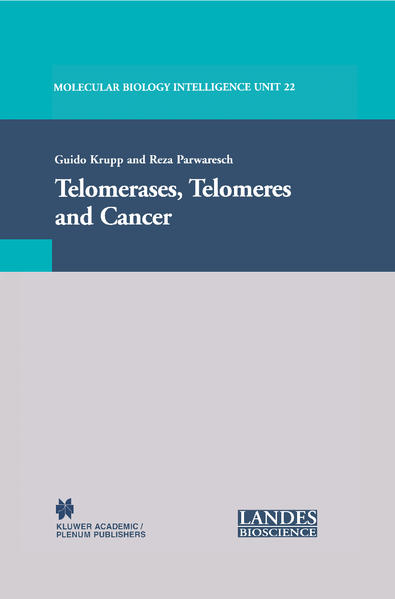 Telomerases, Telomeres and Cancer als Buch (gebunden)