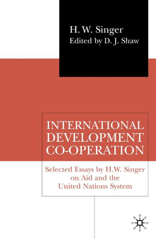 International Development Co-operation als Buch (gebunden)