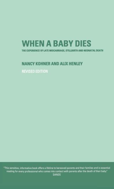 When A Baby Dies als Buch (gebunden)