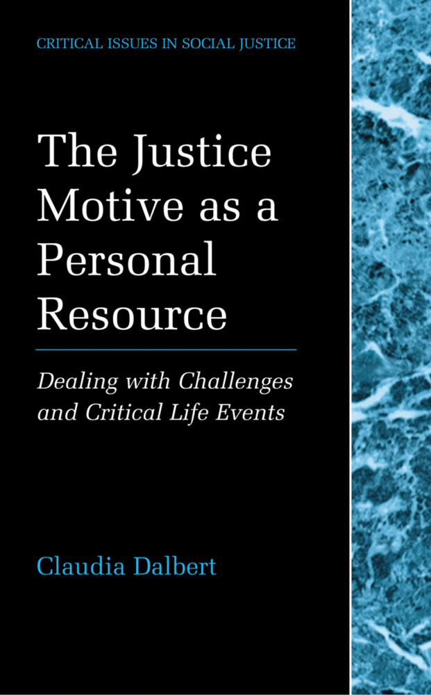 The Justice Motive as a Personal Resource als B...