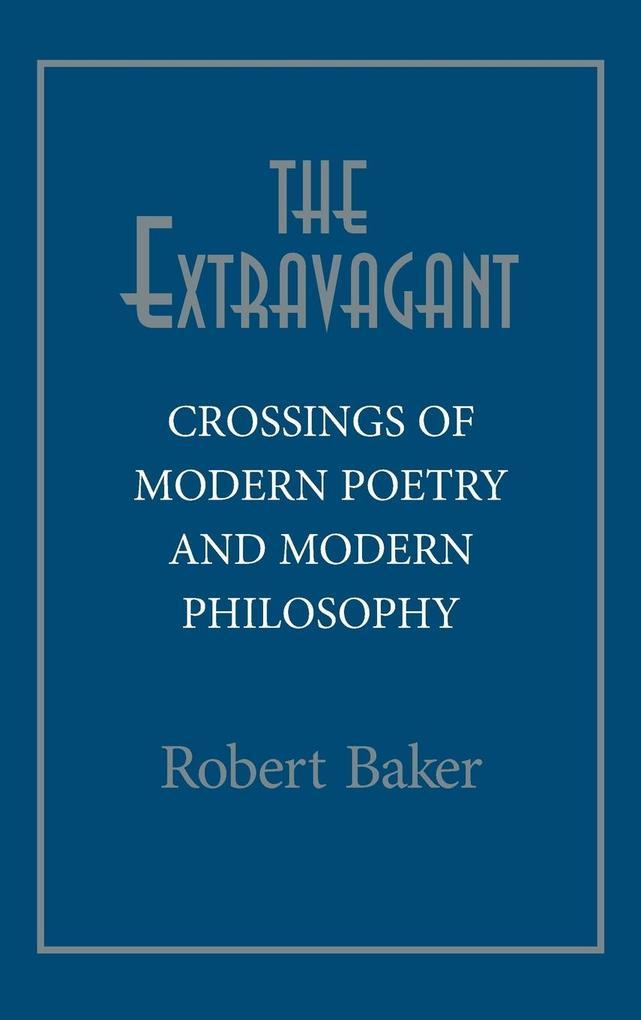 Extravagant als Buch (gebunden)