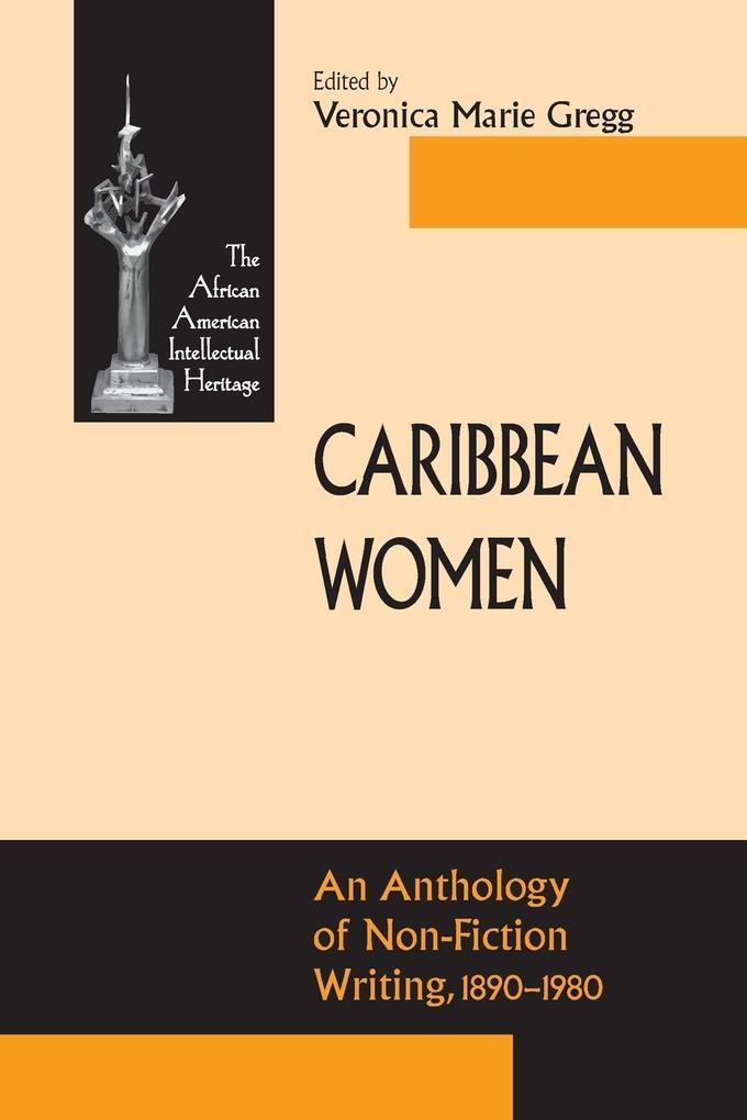 Caribbean Women als Taschenbuch