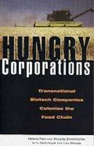 Hungry Corporations als Buch (gebunden)