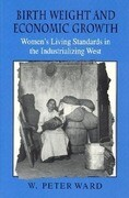 Birth Weight and Economic Growth: Women's Living Standards in the Industrializing West