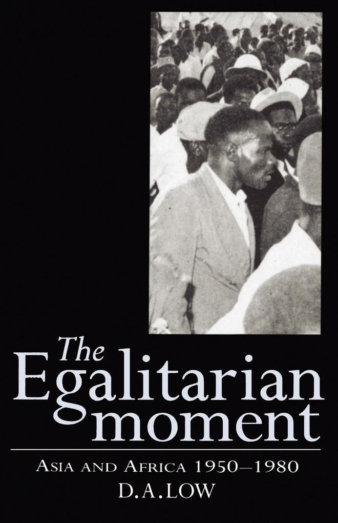 The Egalitarian Moment als Taschenbuch