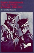 Popular Entertainment, Class, and Politics in Munich, 1900-1923