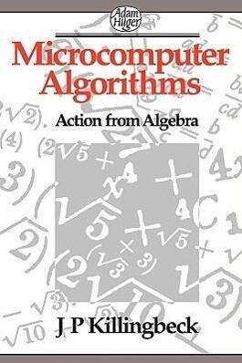 Microcomputer Algorithms als Taschenbuch
