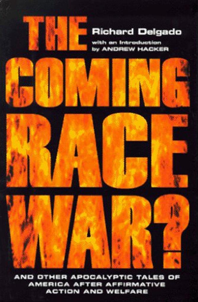 The Coming Race War als Buch (gebunden)