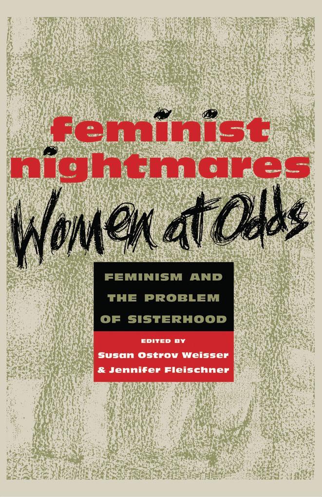 Feminist Nightmares: Women At Odds als Taschenbuch