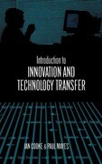 Introduction to Innovation and Technology Transfer