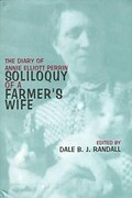 Soliloquy of Farmer's Wife: Diary of Annie Elliott Perrin