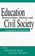 Education Between State, Markets