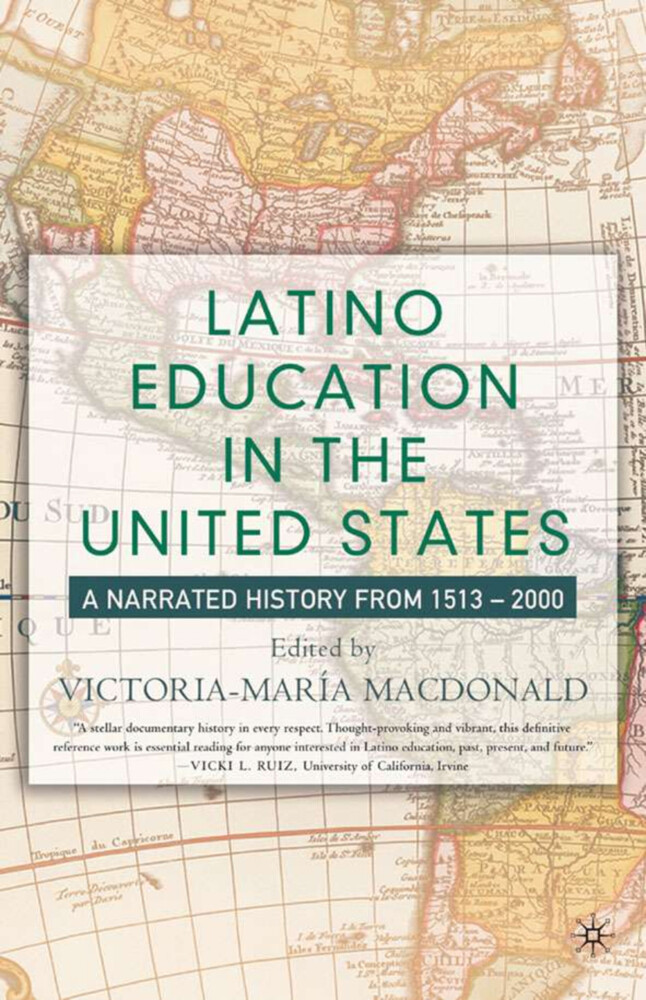 Latino Education in the United States als Buch von