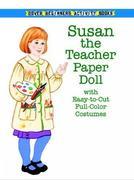 Susan the Teacher Paper Doll