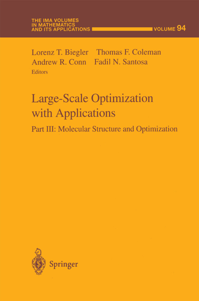 Large-Scale Optimization with Applications als ...