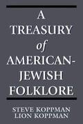 Treasury American Jewish Folkl