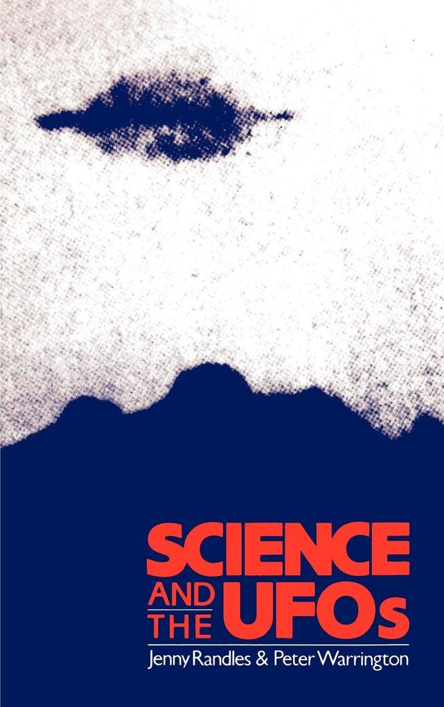Science and the UFO´s als Buch von Jenny Randle...