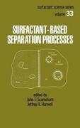 Surfactant - Based Separation Processes