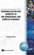 Renormalization and Geometry in One-Dime