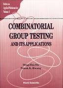 Combinatorial Group Testing and Its Appl