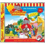 KIDDINX - CD Benjamin Blümchen ' Das Zoojubiläum (Folge 90)