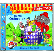 Liederzoo: Bunte Ostereier
