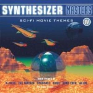 Synthesizer Masters Vol.4 als CD