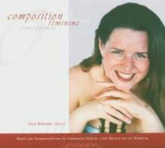Composition Feminine-Gitarren- als CD