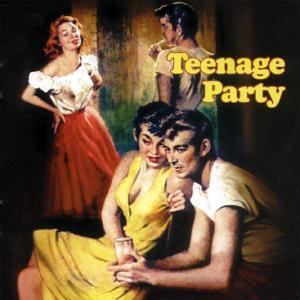 TEENAGE PARTY als CD