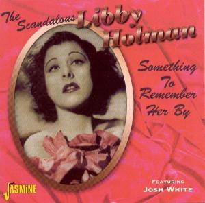 The Scandalous Libby Holman als CD