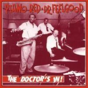 The Doctor's In!  4-CD & Book als CD