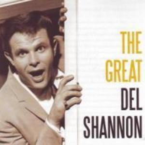 The Great Del Shannon als CD