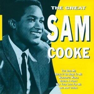 The Great Sam Cooke als CD