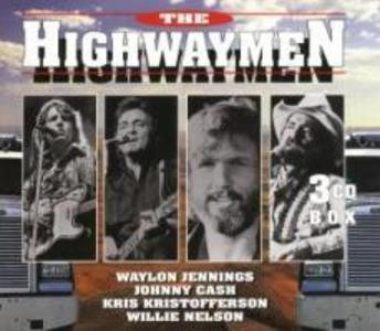 The Highwaymen als CD