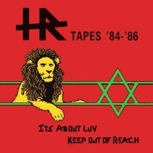 The HR Tapes als CD