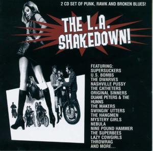 The L.A.Shakedown! als CD