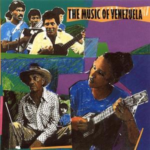 The Music Of Venezuela als CD