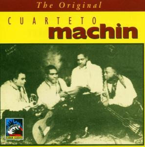 The Original Cuarteto als CD