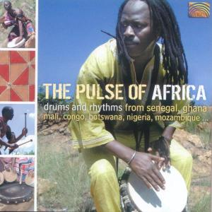 The Pulse Of Africa als CD