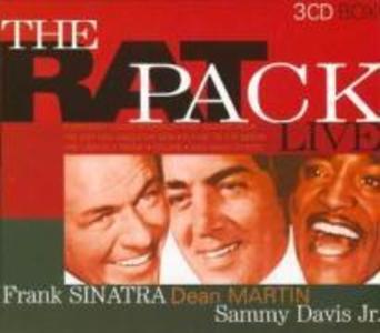 The Rat Pack Live als CD