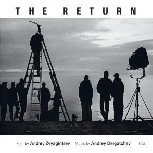 The Return-music of the film by Andrey Zvyagintsev als CD