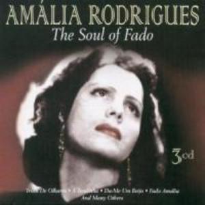 The Soul Of Fado als CD
