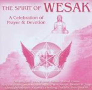 The Spirit Of Wesak als CD
