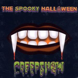 The Spooky Halloween Creepshow als CD