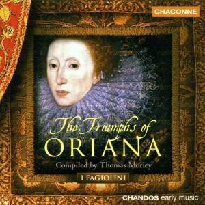THE TRIUMPHS OF ORIANA als CD