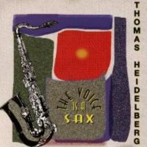 The Voice Is A Sax als CD