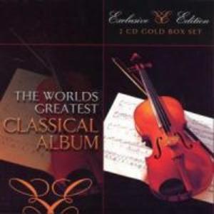 The World Greatest Classical Album als CD