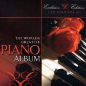 The World Greatest Piano Album als CD