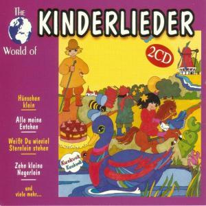 Kinderlieder als CD